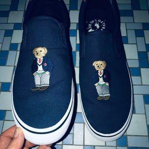 Polo Thompson Bear Sneakers